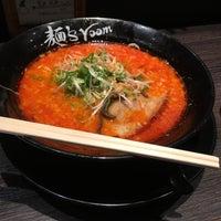 Photo taken at 麺's room 神虎 なんば店 by こまち on 8/27/2017