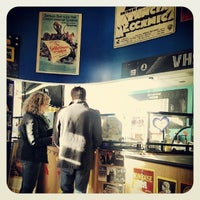 Photo taken at VHSpresso at Scarecrow video by Harry W. on 11/23/2013