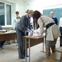 Photo taken at Факультет психологии ЮФУ by Алексей Ф. on 3/22/2016