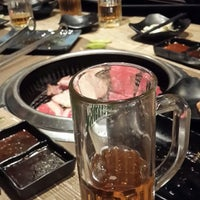Photo taken at SumoBBQ by Quan V. on 1/11/2014