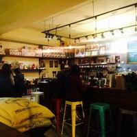 Photo taken at 甜心屋咖啡Sweet Home Coffee 民安路店 by Eri C. on 1/10/2015