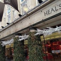 Photo taken at Heal's by Samuel C. on 12/1/2012