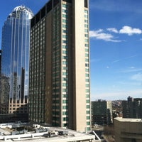 Photo taken at Hilton Boston Back Bay by Bee D. on 2/2/2013