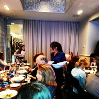 Photo taken at Oliver & Bonacini Café Grill, Yonge and Front by Dive Curacao O. on 10/2/2014