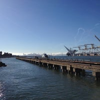 Photo taken at San Francisco Bay Ferry - Alameda Main Street Terminal by Irving G. on 10/7/2012