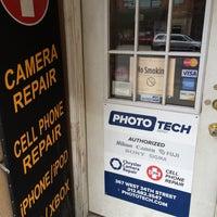 Photo taken at Chrysler Camera Repair by Ben N. on 3/23/2014
