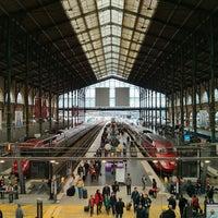 Photo taken at Paris Nord Railway Station by kitblake on 6/14/2013