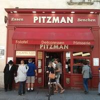 Photo taken at Pitzman by kitblake on 6/16/2013