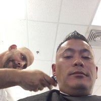 Photo taken at Barber Shop & Co. by Jersey F. on 7/16/2014