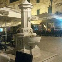 Photo taken at caffe bar fontana by Marko P. on 10/5/2014