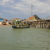 Photo taken at Porto De Galinhos by Iranilton S. on 1/19/2014