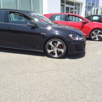 Photo taken at Stohlman VW by Donnie H. on 7/7/2014