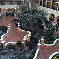 Photo taken at Sheraton Suites Tampa Airport Westshore by Kim G. on 10/18/2014