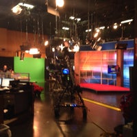 Photo taken at News Channel 3- WREG TV by John P. on 12/8/2014