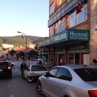 Photo taken at Hacibaba Kebap by Aslı C. on 7/25/2014