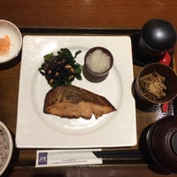 Photo taken at OOTOYA (โอโตยะ) 大戸屋 by vy C. on 1/20/2017