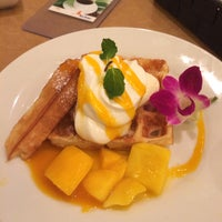 Photo taken at Mauka Meadows アトレ大井町店 by kamille b. on 1/2/2015