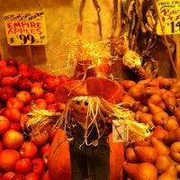 Photo taken at Greenbay Market by Yesbelt F. on 10/6/2012