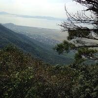 Photo taken at 마니산 등산로(계단로) by L Y. on 9/27/2013