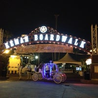 Photo taken at Kemah Boardwalk by Franco T. on 11/12/2012