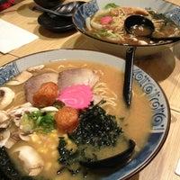 Photo taken at Yokozuna Japanese Ramen 橫綱 by Franco T. on 1/21/2013