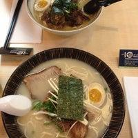 Photo taken at Jyuban Ramen House 十番拉麵屋 by Franco T. on 8/5/2014