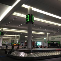 Photo taken at Baggage Claim by Franco T. on 6/29/2013