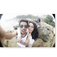 Photo taken at Cisolok by Hanna Tsamarah R. on 6/23/2014