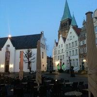 Photo taken at Hotel Johann by Alvis M. on 3/25/2014