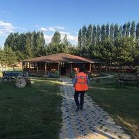 Photo taken at Osmanlı Parkı by Koray on 9/6/2016