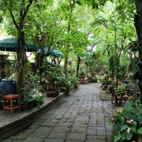Photo taken at Clay Studio Coffee in the Garden by Tània G. on 7/18/2017