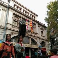 9/10/2016 tarihinde Tània G.ziyaretçi tarafından Casino l'Aliança del Poble Nou'de çekilen fotoğraf