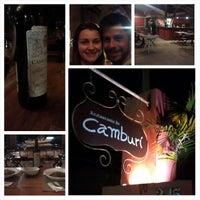 Photo taken at Restaurante Camburi by Miguel N. P. on 8/29/2014