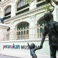Photo taken at Peranakan Museum by Mukky M. on 10/18/2012