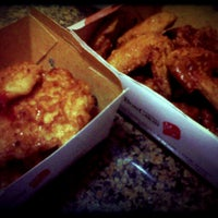 Photo taken at BonChon Chicken by twinkle d. on 12/26/2012