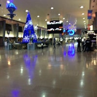 Photo taken at Gare Centrale by SKANDER B. on 11/26/2012