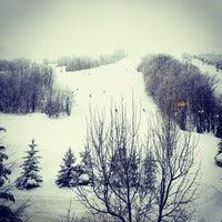 Photo taken at Blue Mountain resort by Kikin O. on 1/3/2014