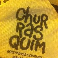Foto tirada no(a) Churrasquim por Lilia R. em 1/2/2014