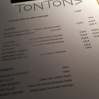 Photo taken at Tontons by Plantus on 9/23/2016