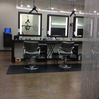 Photo taken at Van Michael Salon by Iris on 12/30/2012