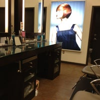 Photo taken at Van Michael Salon by Iris on 10/7/2012