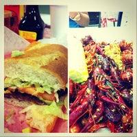 Cajun Crawfish #1