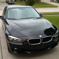 Photo taken at BMW of The Woodlands by Andy W. on 4/18/2013