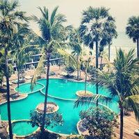Photo taken at Pattawia Resort and Spa by KokoaBassPlayer on 3/24/2013