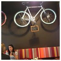 Photo taken at Sur Bourke Espresso Bar by Daniel B. on 12/5/2012