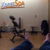 Photo taken at XpresSpa by Alec D. on 10/17/2013