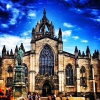 Foto tomada en St. Giles' Cathedral por Sergio S. el 5/29/2013