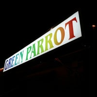 Photo taken at Green Parrot Grille by Joe B. on 4/27/2013