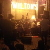 Photo taken at Mahogany Bar by Alex G. on 9/7/2014