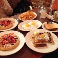 Photo taken at Pegasus Cafe by Elise L. on 1/25/2014